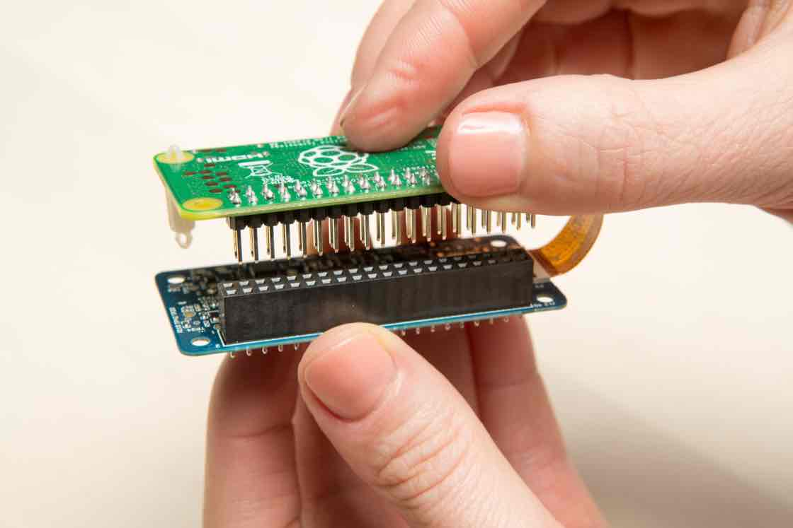 Human To Robot Voice Changer With Speaker Circuit Board Assembled Kit