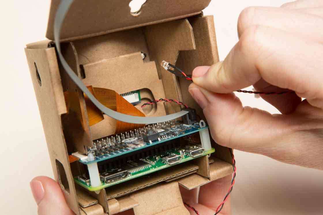 Part 2: Building a AIY Vision Kit Web Server with UV4L - webrtcHacks