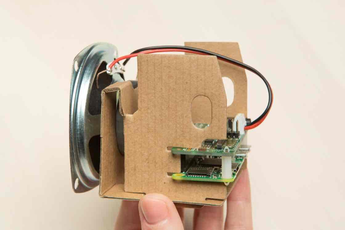 Building voice kit hardware using AI 61