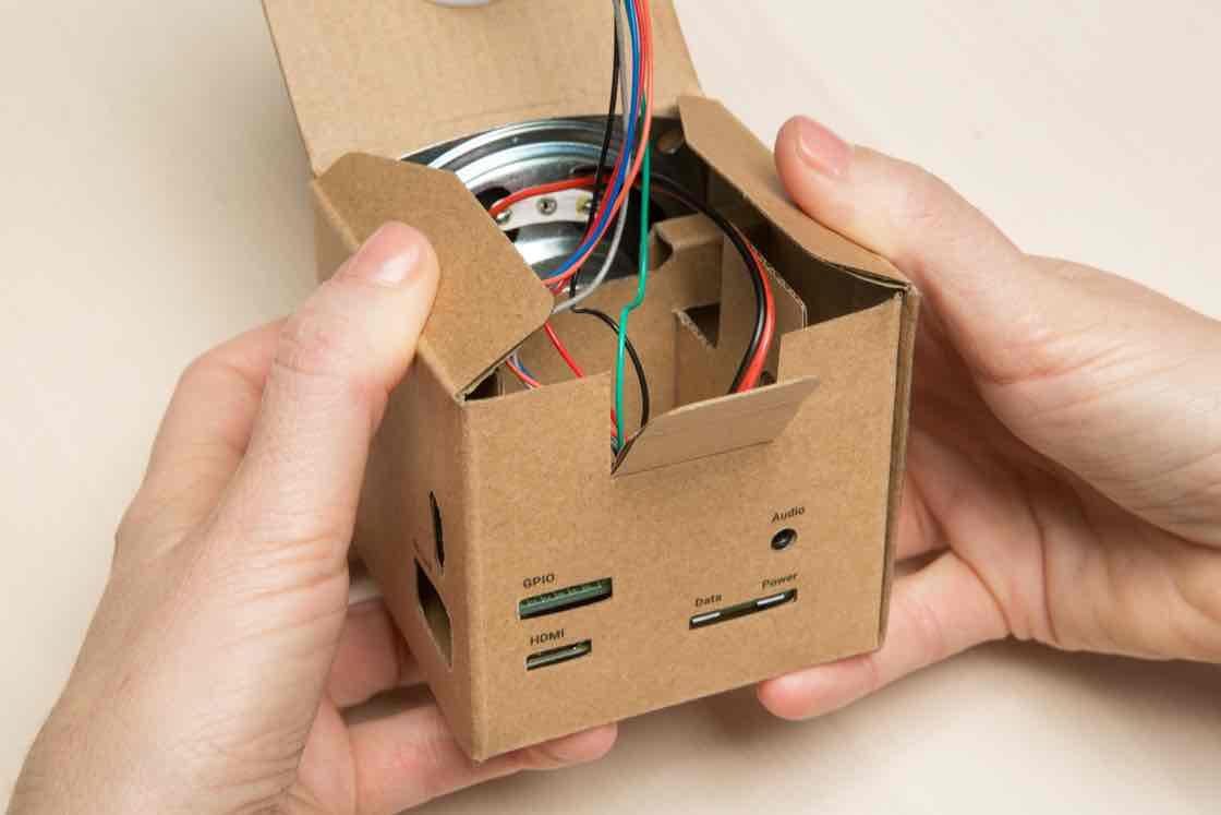 Building voice kit hardware using AI 77